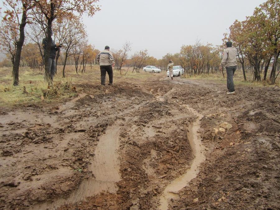 گزارش تصویری / سه کیلومتر تا میرملاس!
