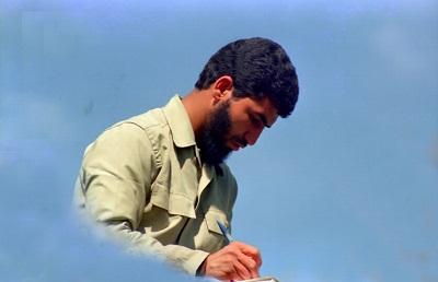 """خاطراتی از کتاب """" هم مرز با آتش"""" به قلم زنده یاد سردار حمید قبادی / بخش ششم"""