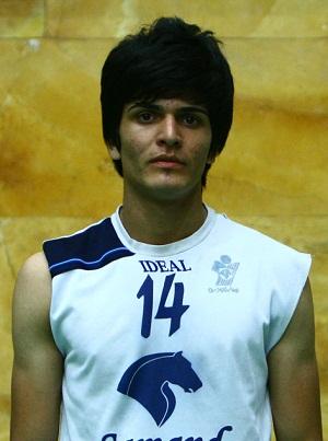 یک والیبالیست کوهدشتی عضو تیم جوانان پیکان شد