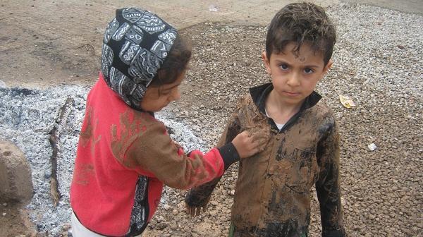 گزارش تصویری عاشورای حسینی در کوهدشت / عکاس: حشمت اله آزادبخت