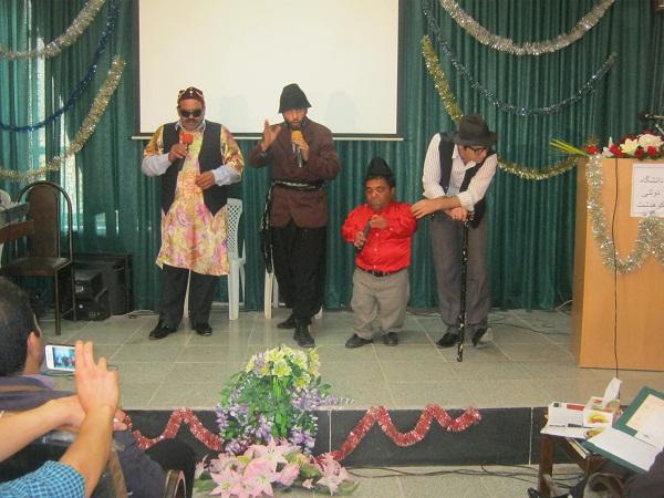گزارش تصویری جشن دانشگاه دولتی کوهدشت