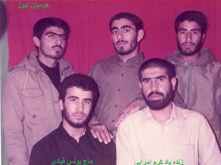 خاطره ی حاج یونس قبادی از زنده یاد کرم امرایی / عملیات رمضان – منطقه ی عملیاتی جنوب