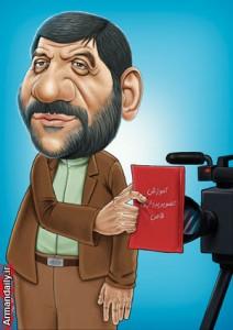 عزتاله ضرغامی: نادیده گرفتن «یک جناح سیاسی» براساس اهداف صدا و سیما بود!