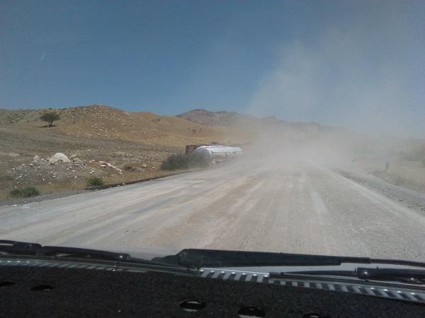 باز هم تصادف در محور زانوگه به اسلام آباد