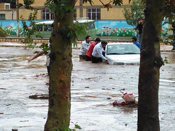سیلاب اخیر بیش از 70 میلیارد تومان خسارت به زیرساختهای پلدختر وارد کرد