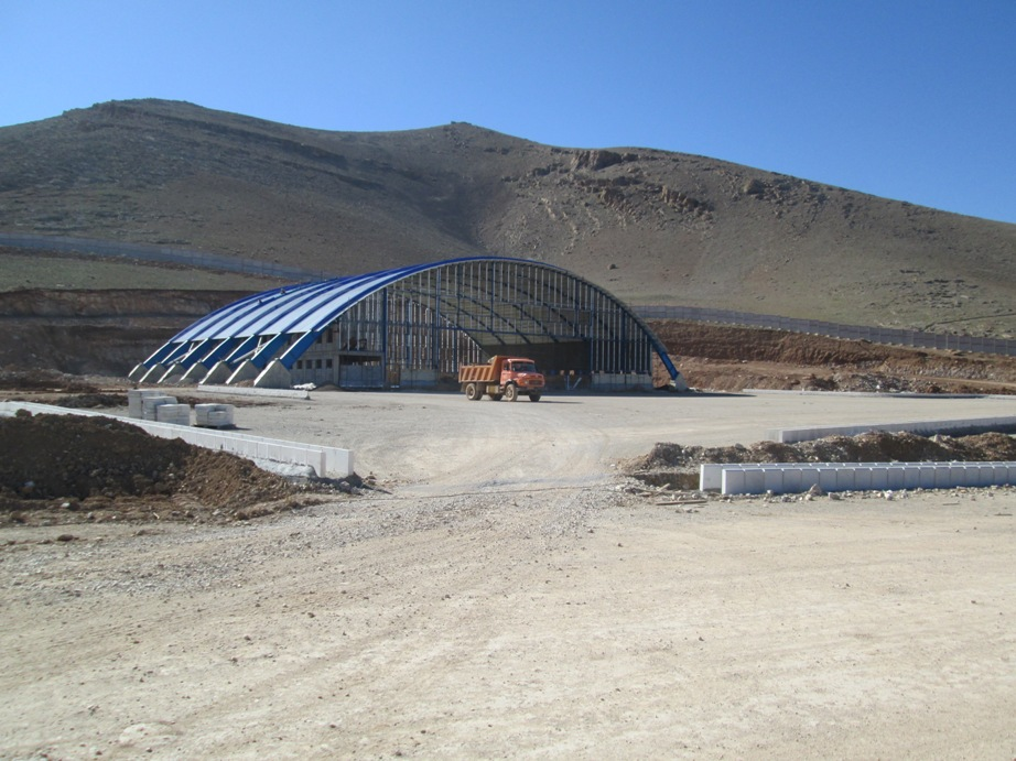 افتتاح فازنخست مجتمع بزرگ «امداد هوایی» جمعیت هلال احمر لرستان در بهمنماه/ پروژهای «کمنظیر» در کشور