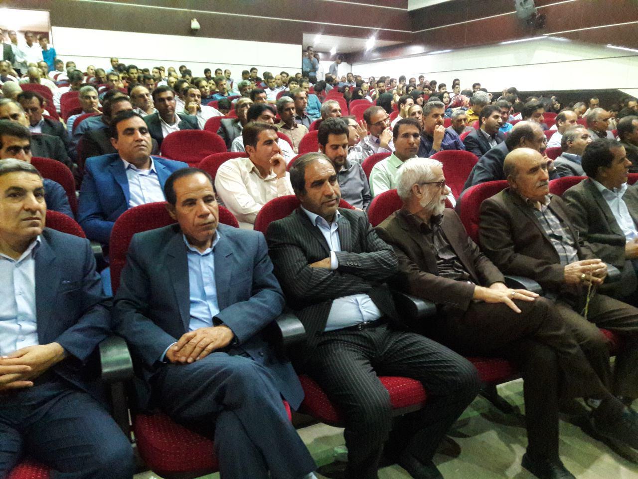 همایش اصلاحطلبان حامی خانیپور در پلدختر برگزار شد/ پاسخ به گفتههای کاظمی