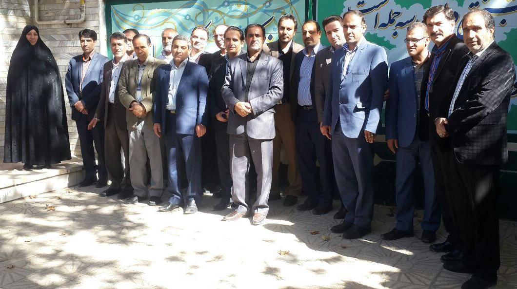 مجید صالحی رئیس شد