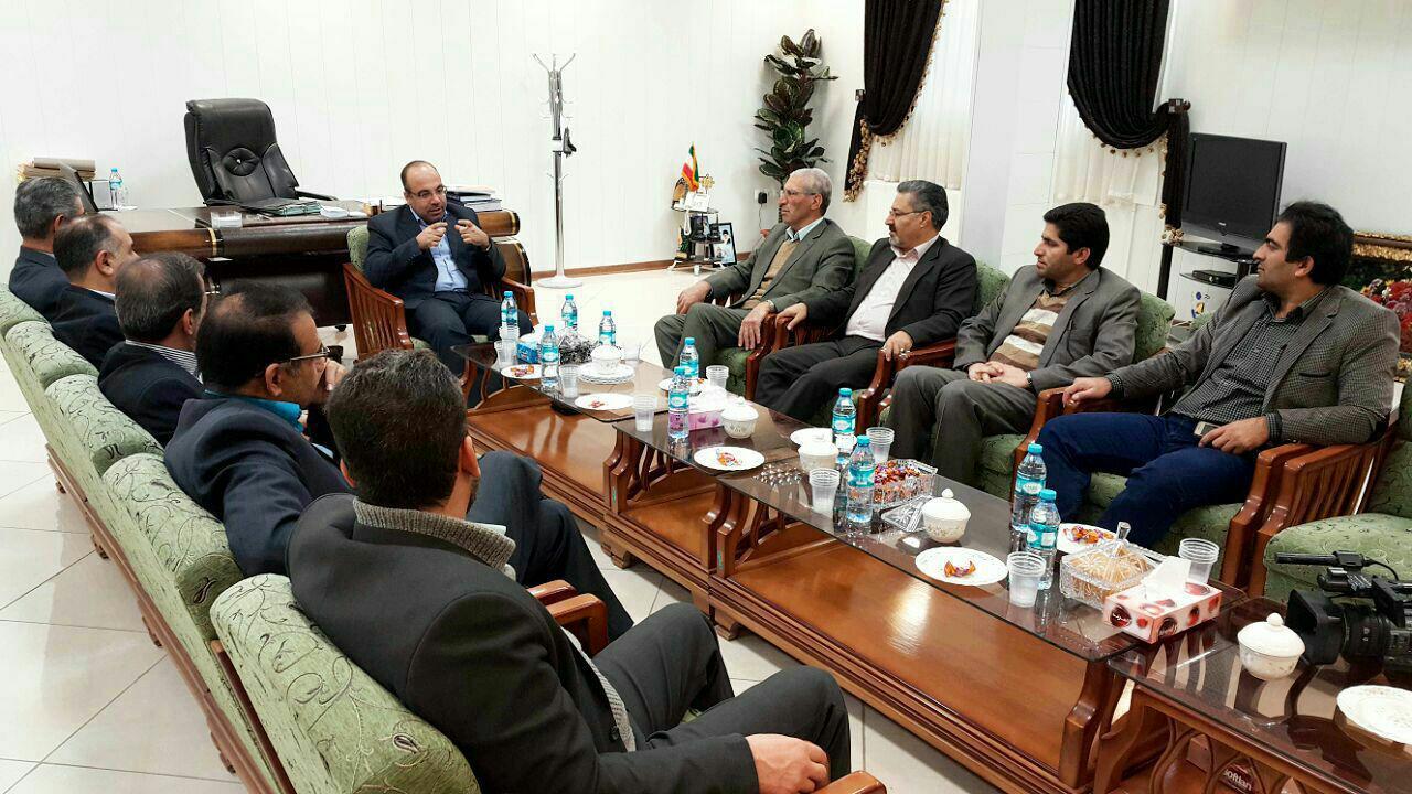 اصلاحطلبان حزبی بروجرد به دیدار سرپرست معاونت سیاسی استاندار لرستان رفتند/ خجستهپور در عمل بهدنبال همگرایی سیاسی