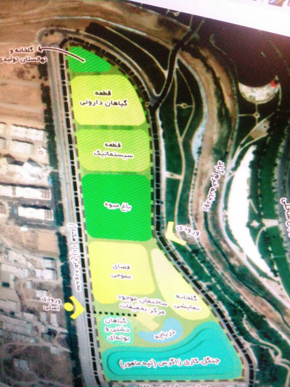 پیگیریهای مستمر/ باغ گیاهشناسی زاگرس در خرمآباد احداث میشود