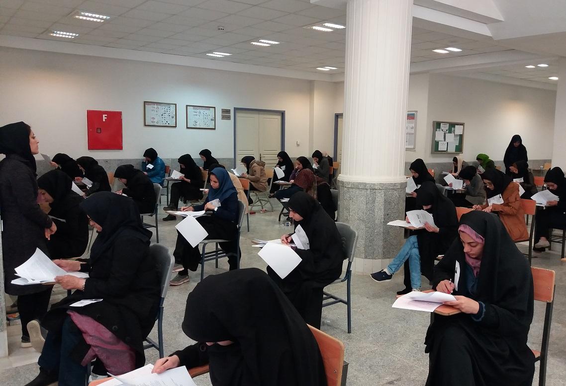 دهمین آزمون زبان msrt  دانشگاه لرستان/ متقاضیان از اسفندماه 94 برای شرکت در آزمون به خارج از استان نمیروند