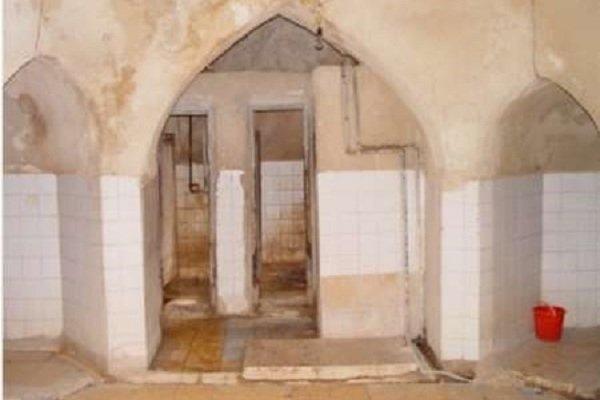 موقوفه حمام «باشی» در خرمآباد ثبت ملی شد