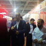 بازدید نماینده خرمآباد و چگنی از نمایشگاه استانی کتاب لرستان