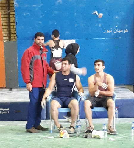 مسابقات سنگنوردی بلدرینگ به میزبانی دورود برگزار شد