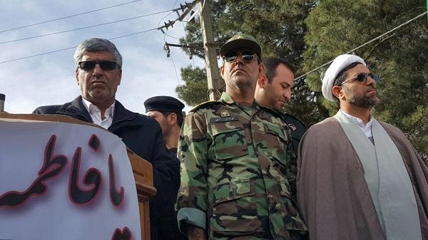 تصاویر راهپیمایی ۲۲ بهمن ماه کوهدشت